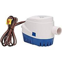 T best Bomba Sumergible para Barco, Bombas de achique automáticas con Sistema de Interruptor de Flotador para Voltaje de yate de Barco 24 V
