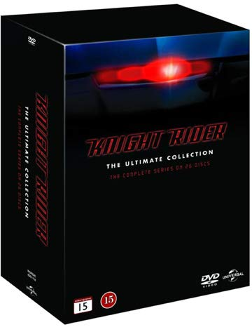 Knight Rider (Complete Series) - Utlimate Collection 26-DVD Box Set ( ) [ Schwedische Import ]