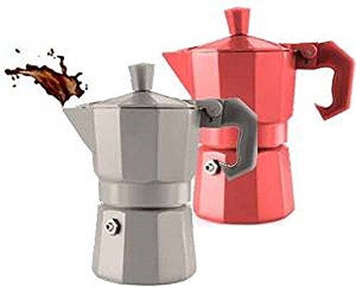 Brandani Cafetera Aromatic Express 3 tazas