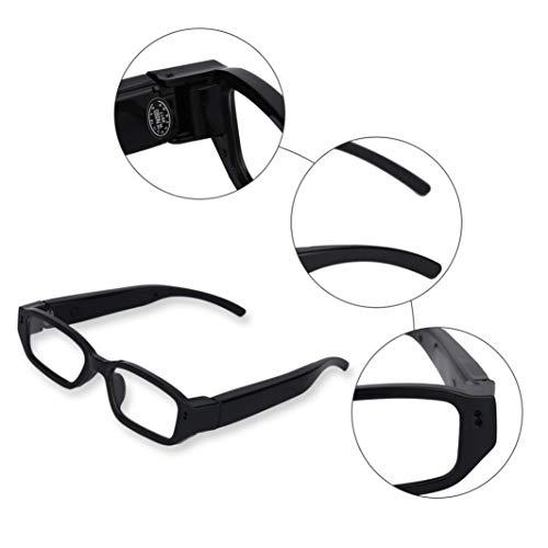 Mini tragbare HD Brille Kamera Brille Eyewear Digital DVR Videorekorder Kamera TG13X 720P für Outdoor-Sport Zubehör Digital Portable Dvr
