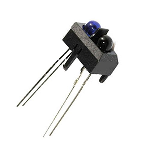 Meisijia 10pcs TCRT5000L TCRT5000 Reflective Optical Sensor Infrared IR Photoelectric Switch