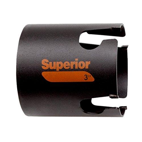 Bahco 3833-32-C Superior Scie trépan, Noir, 32 mm