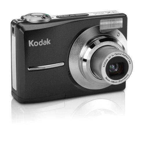 Kodak C913 Digitalkamera (9 Megapixel, 3-fach opt. Zoom, 6,1 cm (2,4 Zoll) Display)