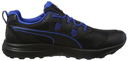 Puma Essential Trail Gtx, Chaussures Multisport Outdoor Homme Noir (Black-lapisblue-quiet Shade)