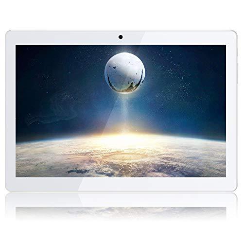 Tablet 10.1 Zoll, Qimaoo Tablett mit 1 GB RAM 16 GB ROM Android 7 Quad Core IPS HD (1280 x 800), Tablet PC mit WiFi Camera GPS Dual SIM Unlocked 3G Tablets Amd 1 Gb Notebook Ram