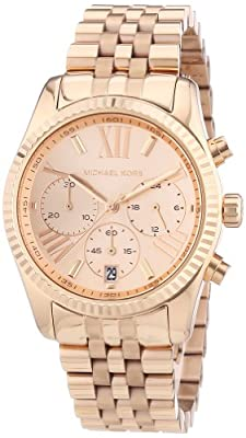 GENUINE MICHAEL KORS Watch Lexington Unisex - mk5569 de mk5569