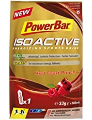 Powerbar ISOACTIVE Sports Drink Red Fruit Punch