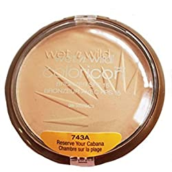 Wet n Wild Coloricon Bronzer with SPF 15, RESERVE YOUR CABANA