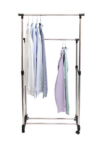 Mobiler Kleiderständer kleiderständer für flohmarkt was einkaufen de