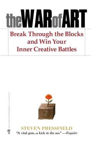 the-war-of-art-break-through-the-blocks-and-win-your-inner-creative-battles