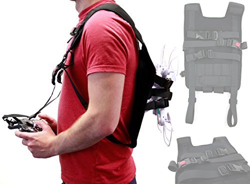 black-drone-carry-backpack-with-safety-straps-compatible-with-the-propel-star-wars-millennium-falcon