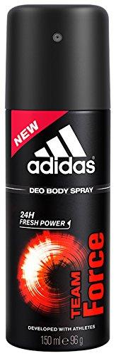 Adidas Team Force Deodorant Body Spray for Him, 150ml
