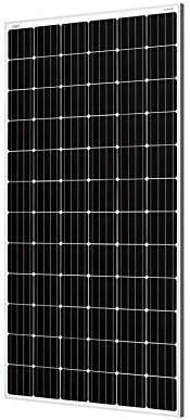 Loom solar 350 watt - 24 Volt Mono crystalline Panel (Quantity -1)