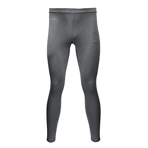 Rhino Herren Sport Base Layer Leggings (2XL) (Hellgrau)