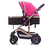 3 en 1 poussettes poussette poussette poussette bébé Landau Safe & Care Système de...