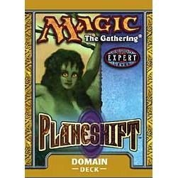 Magic the Gathering MTG Planeshift Domain Theme Deck by Wizards
