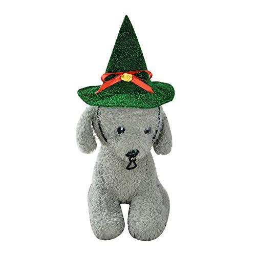 Le yi Wang You Hundemütze für Halloween, Weihnachten, für Welpen, ALS Party-Dekoration