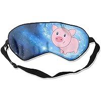 A Cute Cartoon Pig 99% Eyeshade Blinders Sleeping Eye Patch Eye Mask Blindfold For Travel Insomnia Meditation preisvergleich bei billige-tabletten.eu