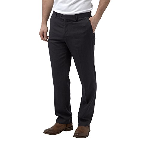 Charles Wilson Regular Fit Formal Business Trousers (34