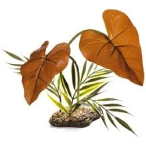 Underworld Komodo Canopy Plant Reptile Habitat Decoration Woodland 42cm-Rainforest 38cm