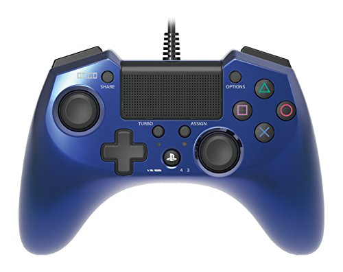 HORI PAD FPS PLUS BLUE VERSION [PS3/PS4 BRAND NEW]