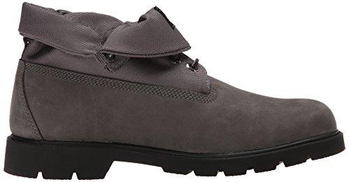 Timberland Individuelle Bã ¡Sica Boot-Schiebeabdeckung Grau