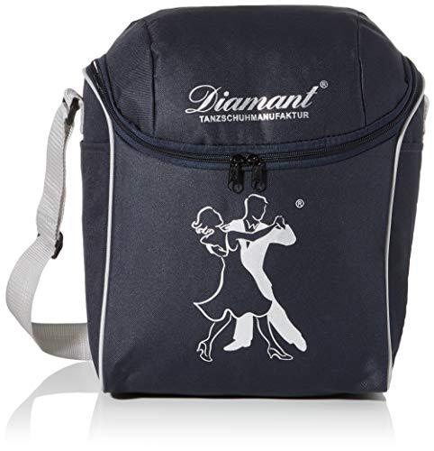 Diamant Diamant - Schuhtasche für 2 Paar Tanzschuhe HW03984, Schuhbeutel, Blau (Blau)