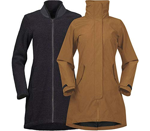 Bergans Oslo 3in1 Coat Women - Wintermantel/Doppelmantel -