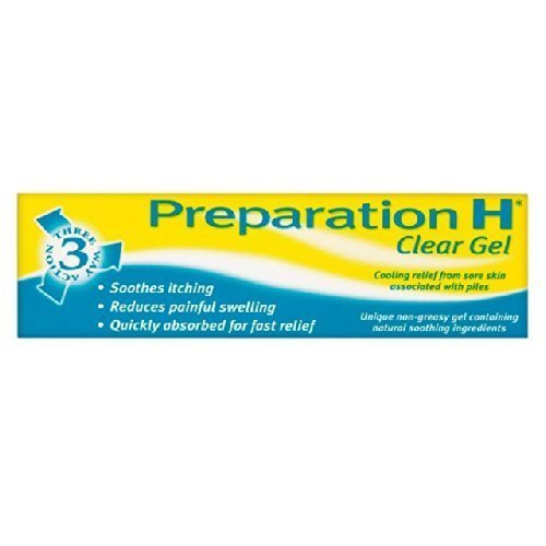 Preparation H Gel 25g by WAITROSE