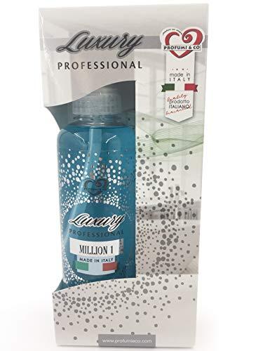 Profumi & Co-Profumo Ambiente Spray Luxury Professional-L'unico ispirato ai profumi personali più famosi-Profumo Auto, Casa, Lavoro-Elimina Cattivi Odori-300 millilitri Made in Italy-M1