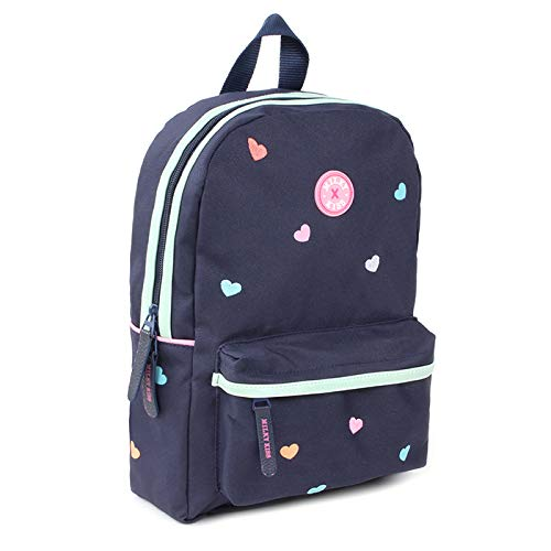 Milky Kiss Backpack Candy Shop Navy Medium Kinder-Rucksack, 33 cm, Blau (Navy Blue)