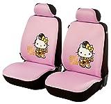 Walser 25052 Tapicería para asientos delanteros Elvis Hello Kitty, rosa