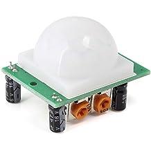 Neuftech HC-SR501 PIR Módulo de sensor de motion por infrarrojos cuerpo piroelectricidad Para Arduino Raspberry pi