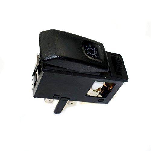 Neuf 191941531 K pour VWS Golf MK2 Scirocco 1985 1986 1987 1988 1989 1990 1991 1992 Phare commutateur Dash Button Lichtschalter