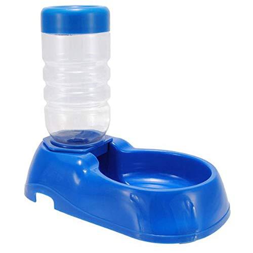 TWOBEE Alimentatore Automatico del Cane della Fontana dell'alimentatore dell'erogatore dell'Acqua Potabile Cat Bowl Bottle del Cane for Animali Domestici