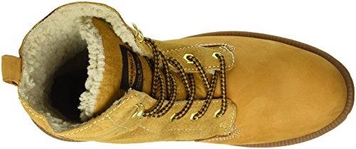 Dockers35AA305 - Stivali Unisex – Bambini Giallo (Golden Tan)