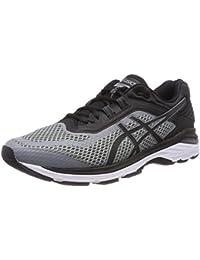 Asics Men's Gt-2000 6 Running Shoes, Black