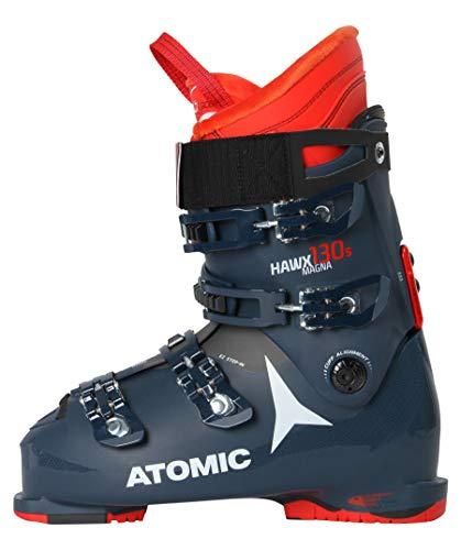 Atomic Unisex-Erwachsene ABO ATO All Mtain Inl Schneestiefel Blau (Dark Blue/Red 000) 45/46 EU