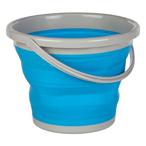 ColorBaby - Cubo plegable redondo