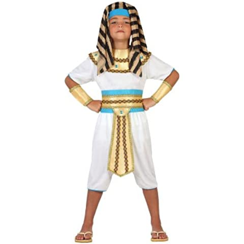 Atosa - Disfraz de egipcio para niño, talla 5 - 6 años (23298)