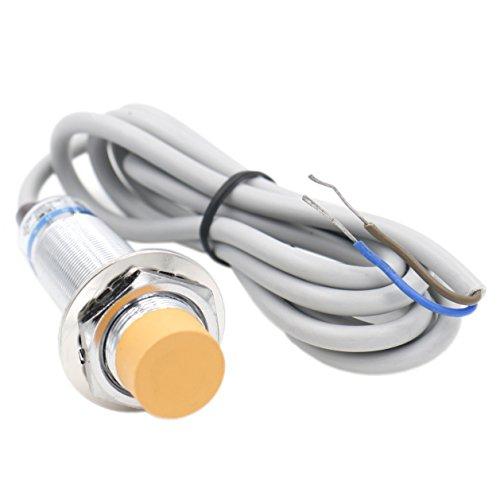 heschen Induktive Näherungsschalter Sensor Switch LJ18A3-8-j/EZ Detektor 8mm 90-250VAC 400mA Normalerweise offen (No) 2Draht (Co-detektor Ac)