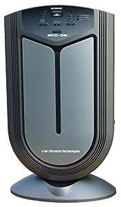 ECO-DE ECO-3900 Purificateur d'air 9 en 1 Noir