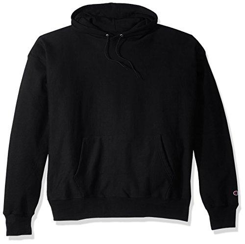 Champion 6.7 oz. Contrasting Raglan Sleeve Baseball Jersey (S1051) -BLACK -L (Raglan-baseball-jersey)