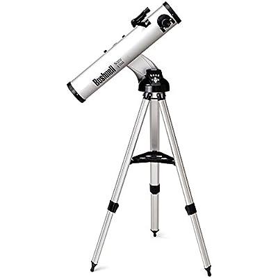 Bushnell NorthStar 7,6cm Talking Reflektor Teleskop