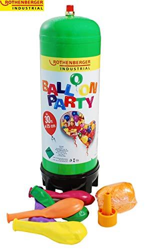ial - Balloon Party Set - für ca. 15-30 Latexballons - 035206E ()