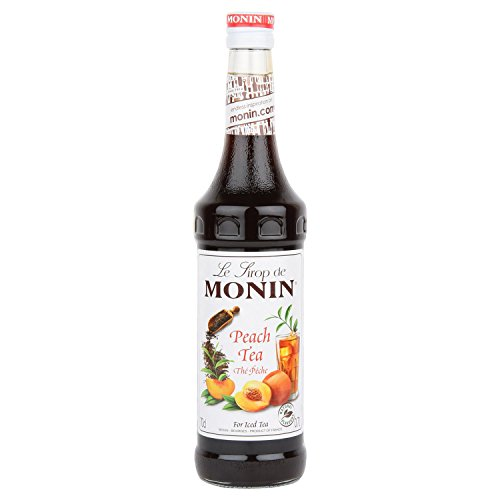 Le Sirop de Monin Teekonzentrat Pfirsich 0,7l -
