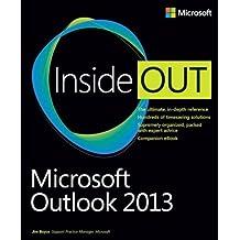 Microsoft Outlook 2013 Inside Out by Jim Boyce (2013-07-25)