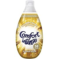 Comfort Intense Luxurious  Fabric Conditioner, 3.42 L - 228 Washes (38 Washes x Pack of 6)