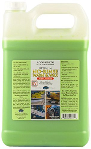 Optimum (NRWW2012G) No Rinse Wash & Wax