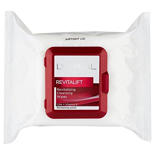 L'Oreal Paris Revitalift, Salviette detergenti